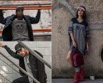 A marca buscou inspiração na cultura sportswear para construir a coleção outono-inverno 2017