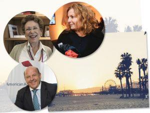 Joyce Pascowitch arma bate-papo sobre Santa Monica na nova Casa Glamurama