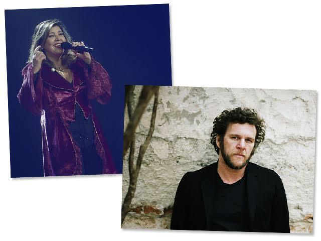 Roberta Miranda e Otto: juntos no novo álbum do cantor pernambucano