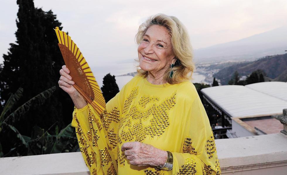 Marta no festival de TAORMINA, na itália, em 2014