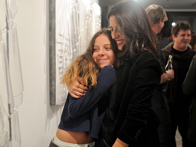 Alice e Lara Pinheiro