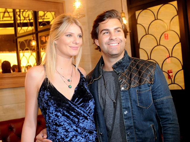 Isabella Kulikovski e Gabriel Martins