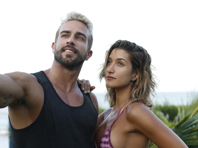 Gabriela Pugliesi e Erasmo Viana