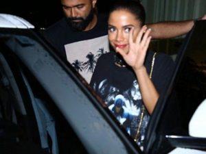 Anitta confere show do palco e marca presença no after party de Justin Bieber