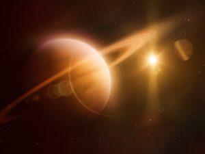 Marte em aliança com Saturno nos dá energia para plantar novas sementes