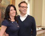 Adriana Chamlian e Mario Pantalena