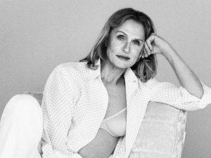 Lauren Hutton encabeça o casting da nova campanha da CK by Sofia Coppola