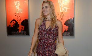 De Carolina Dieckmann a Fernanda Torres em estreia de filme no Rio