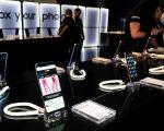Os aparelhos Samsung S8 e S8+ já logados no Glamurama