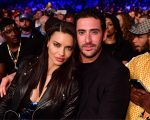 Adriana Lima e Matt Harvey