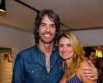Andre Diniz e Priscila Borgonovi