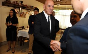 Novo Encontro de PODER reuniu a nata do país no restaurante Rodeio. Os convidados?