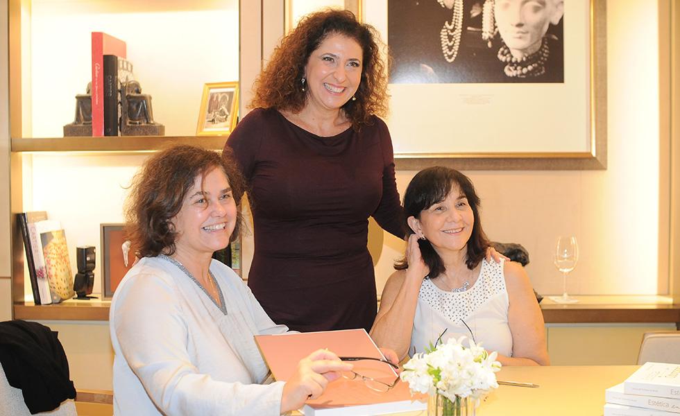 Beatriz Vilaboa, Debora Ayala e Devorah Schwarz