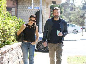 Em fase de divórcio, Jennifer Garner e Ben Affleck passam a Páscoa juntos