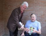Bill Clinton e George H. W. Bush