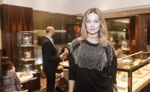 Dryzun lançou coleção de joias no Iguatemi com turma boa de glamurettes