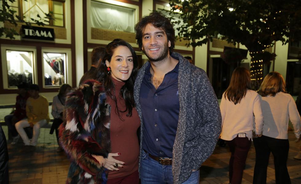 Luiza e Gabriel Kairalla