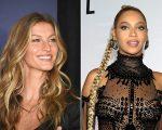 Gisele Bündchen e Beyoncé Knowles