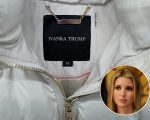 Ivanka Trump e um produto cuja etiqueta leva seu nome
