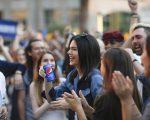 Kendall Jenner no comercial da Pepsi