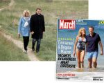 Brigitte e Emmanuel Macron, e a polêmica capa da 'Paris Match'