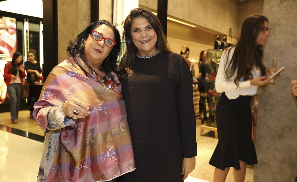 Maria Alice Solimene e Luiza Barcelos