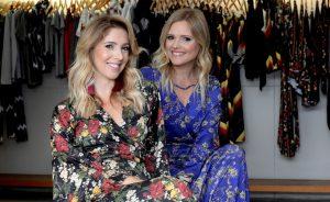 Glamurettes em tarde de moda no Rio: pode entrar
