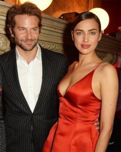 Bebê de Irina Shayk e Bradley Cooper é uma menina. E o nome?