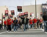 Hollywood em greve em 2008