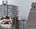 O novo anexo do Tate e o edifício Neo Bankside