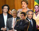 Wagner Moura, Jorge Paulo Lemann, Dilma Rousseff, Sergio Moro, Marina Silva e Gilberto Gil: alguns dos palestrantes do Brazil Conference em Harvard