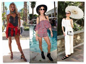 De gypsy a chique, os erros e acertos das musas no 1º fim de semana de Coachella