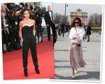 Victoria Beckham em Cannes e em Paris: a aniversariante do dia é puro estilo!