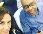 Flora e Gilberto Gil: embarque imediato