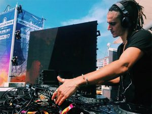 DJ Dre Guazzelli entrega playlist com o melhor de seu roteiro pela Aústria