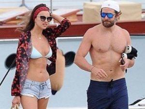 Nasceu o primeiro filho de Irina Shayk e Bradley Cooper
