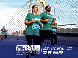 Shopping Cidade Jardim recebe a primeira etapa do Track&Field Run Series