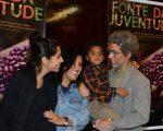 Benedita Casé Zerbini, Regina Casé, Roque e Estevão Ciavatta