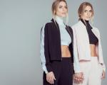 Bia e Branca Feres estrelam nova campanha da linha de Tracksuitda da Trousseau
