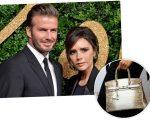 David e Victoria Beckham, e uma foto da Birkin raríssima