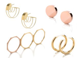 Designer Raquel Neves segue na contramão e lança coleção só com peças de ouro