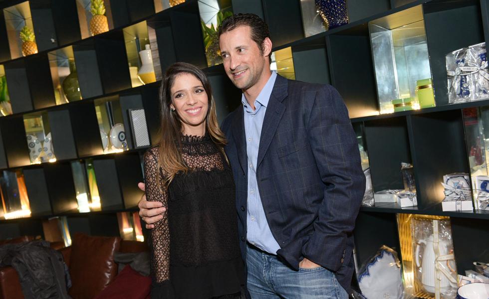 Daniela Appolonio Bastos e Luiz Paulo Martins Bastos