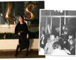 Lilly Sarty e sua festa de anversário: pura animação!