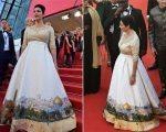 Miri Regev e seu vestido que deu o que falar