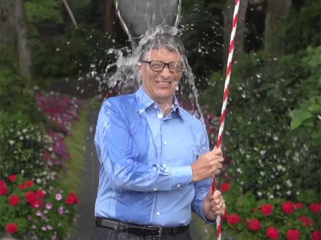 Até Bill Gates entrou na brincadeira