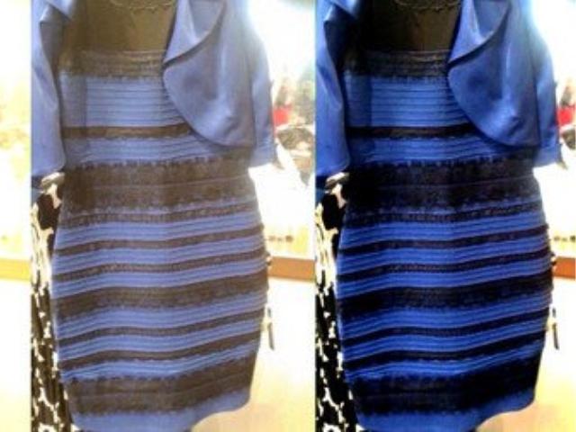 O vestido mais polêmico da rede