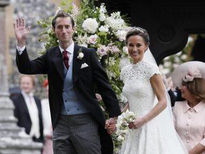 Casamento de Pippa Middleton teve estrutura de vidro de mais de R$ 400 mil