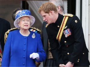 Extra! Em audiência com a rainha, Harry diz que quer se casar com Meghan Markle