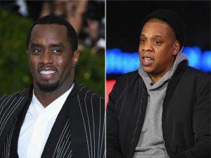 Diddy e Jay Z, os rappers mais ricos, estão perto do 1º bilhão de dólares
