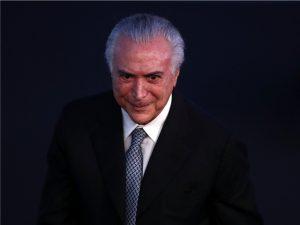 """Revista """"Time"""" elege Temer um dos 5 políticos mais impopulares do mundo"""